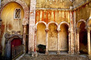 Romantic Door / Portugal van
