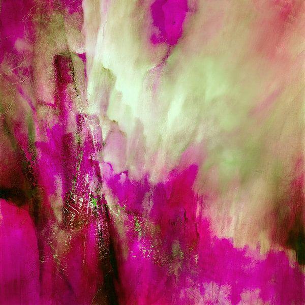 Pink und Grün von Annette Schmucker