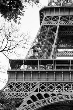 parijs eiffeltoren van Helene de Jongh
