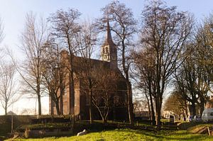 kerkje van Krommenierdijk van