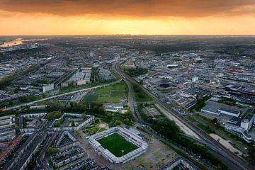 Rotterdam West sur Roy Poots