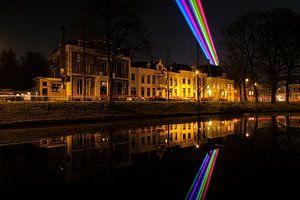 Maliesingel in Utrecht met Sol Lumen