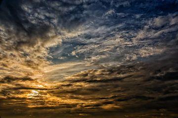 Spektakel van Zon en Wolken van Manuel Declerck