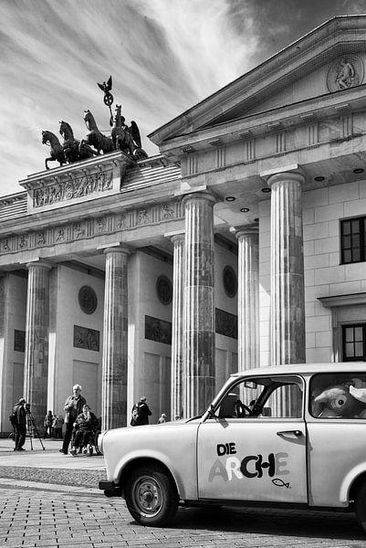 Brandenburger Tor van Eriks Photoshop by Erik Heuver