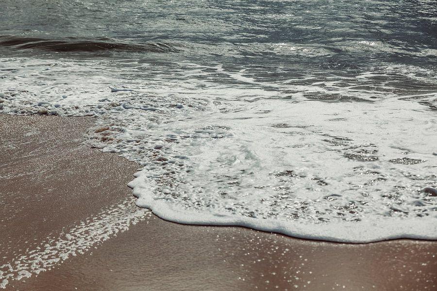 Branding aan de Sri Lankaanse kust van Rebecca Gruppen