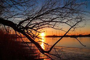 zonsondergang von victor truyts