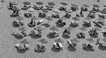 Ein Tag am Strand von Paula van der Horst