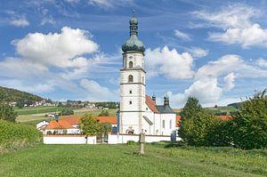 Wallfahrtsort Neukirchen beim Heiligen Blut von Peter Eckert