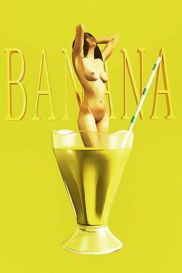 Pop Art – Banana