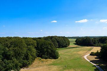 Niederländisches Panorama von Winfred van den Bor