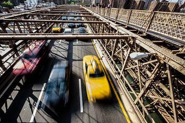 Brooklyn Bridge, New York City sur Eddy Westdijk
