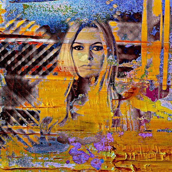Brigitte Bardot sur PictureWork - Digital artist