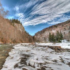Mighty Carpathian Mountains van Hans Brinkel