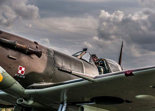 Piloot wacht op vrijgave