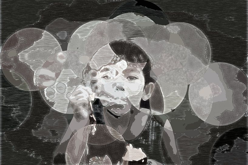 Bubbles van True Color Stories