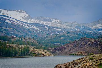 Ellery Lake - Kalifornien von Arjen van de Belt