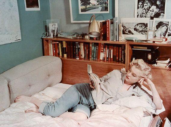 Marilyn Monroe zu Hause (1951)
