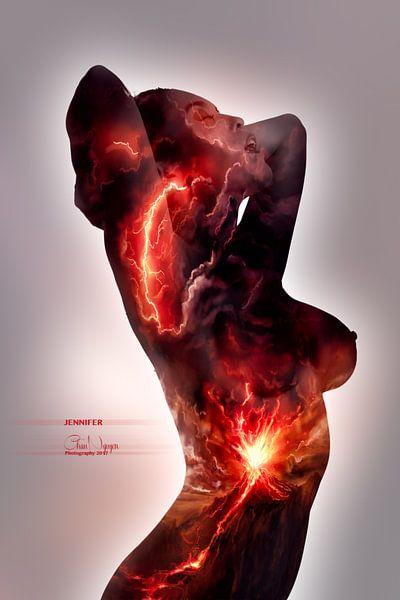Fire and fury van Chau Nguyen