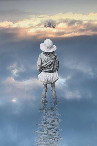 Dreamboat 1920s van Marit Kout