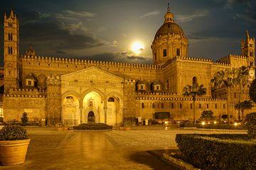 Cathédrale de Palerme sur Stefan Havadi-Nagy