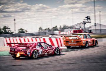 BMW M1 Nurburgring von Maurice Volmeyer