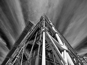Detail van de Centre Georges Pompidou