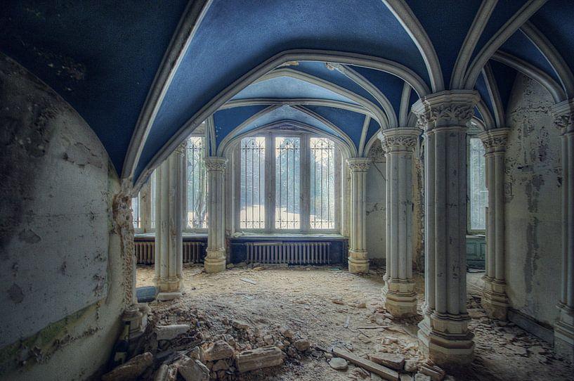 Urbex - Chateau de noisy von Angelique Brunas