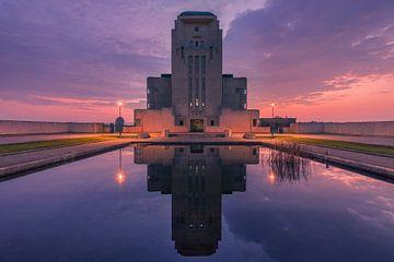 Radio Kootwijk, Gelderland, Nederland van Henk Meijer Photography