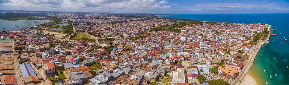 Stonetown, Zanzibar van Andy Troy