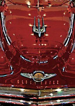 Oldsmobile Converteerbare coupé van Leopold Brix