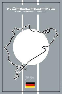 Nürburgring van Theodor Decker