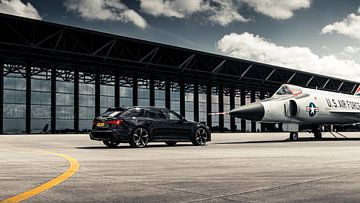 Audi RS6 van Dennis Wierenga