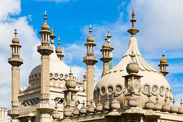 Royal Pavillon im Seebad Brighton in England von Werner Dieterich