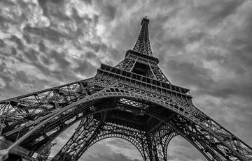 Eiffeltoren - Parijs (Frankrijk) van Marcel Kerdijk