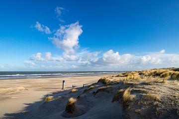 Duinen van Vlieland van Mario Verkerk