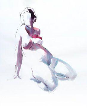 Vrouwelijk Naakt van Anny Body