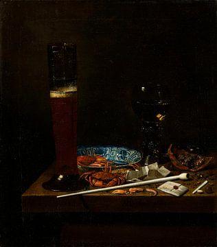 Stilleben mit Passglas, Jan van de Velde III