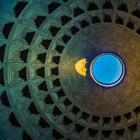The Pantheon dome sur Frank Lenaerts
