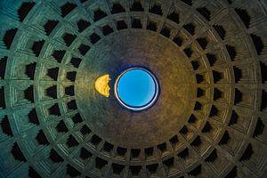 De koepel van het Pantheon