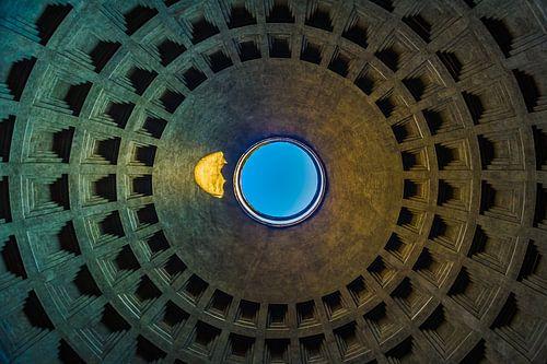 De koepel van het Pantheon van