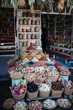 Kruidenwinkel Marrakesh van Karel Ham