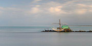 Fischerhütte von Robin Oelschlegel