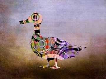 Madame Goose - P8-1 von Pia Schneider