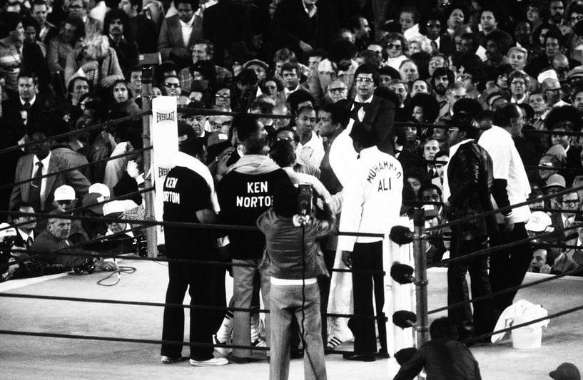 Ali vs Ken van Jaap Ros