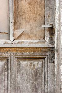 Old Door van