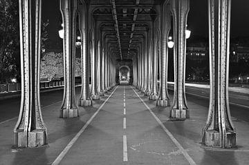 Pont de Bir-Hakeim, Parijs sur