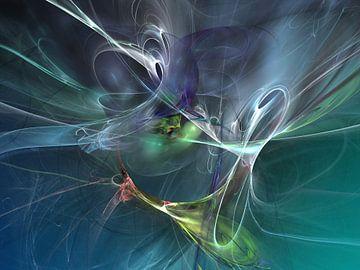 Spelende kleuren van Shirley Hoekstra