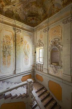 Schönes Treppenhaus von Perry Wiertz
