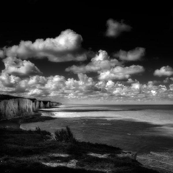 Fluffy coastline van Ruud Peters
