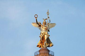 Colonne de la Victoire, lumière du soir, Berlin sur Torsten Krüger